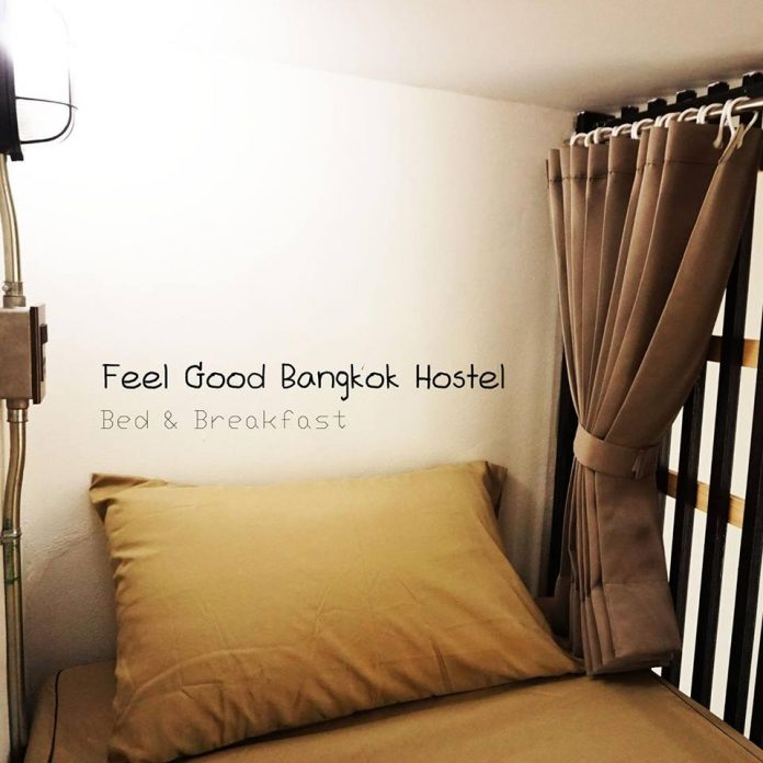 Feel Good Bangkok Hostel & Cafe